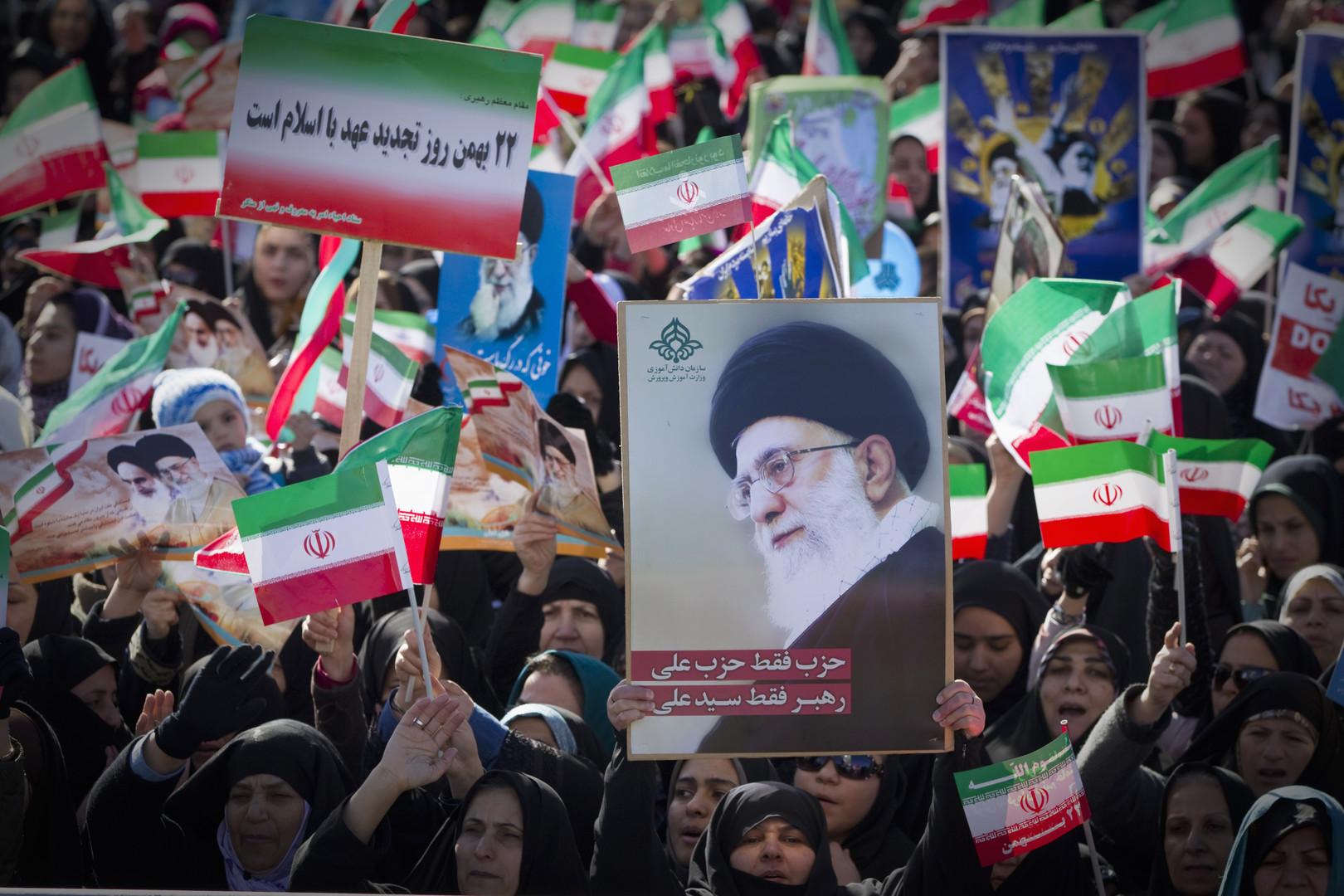 إيران: لا نرى أمننا في زعزعة أمن جيراننا