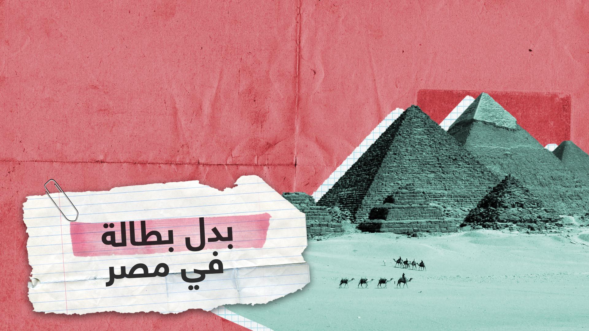 """تفاصيل """"بدل البطالة"""" للعاطلين عن العمل في مصر"""