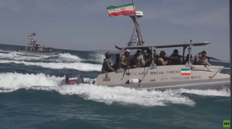 طهران: قادرون على ضمان أمن المنطقة