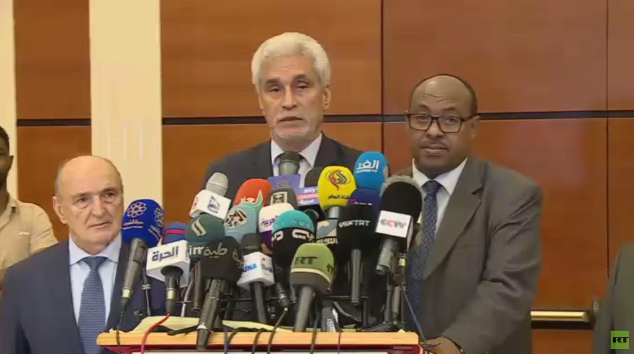 اتفاق على الإعلان السياسي في السودان