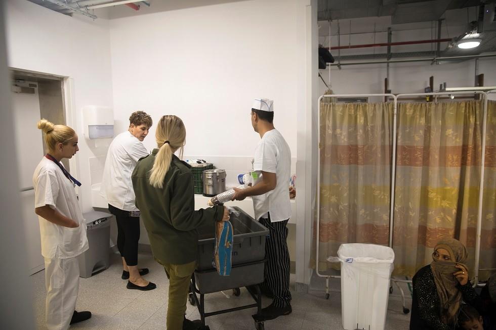مشفى إسرائيلي - صورة من الأرشيف -