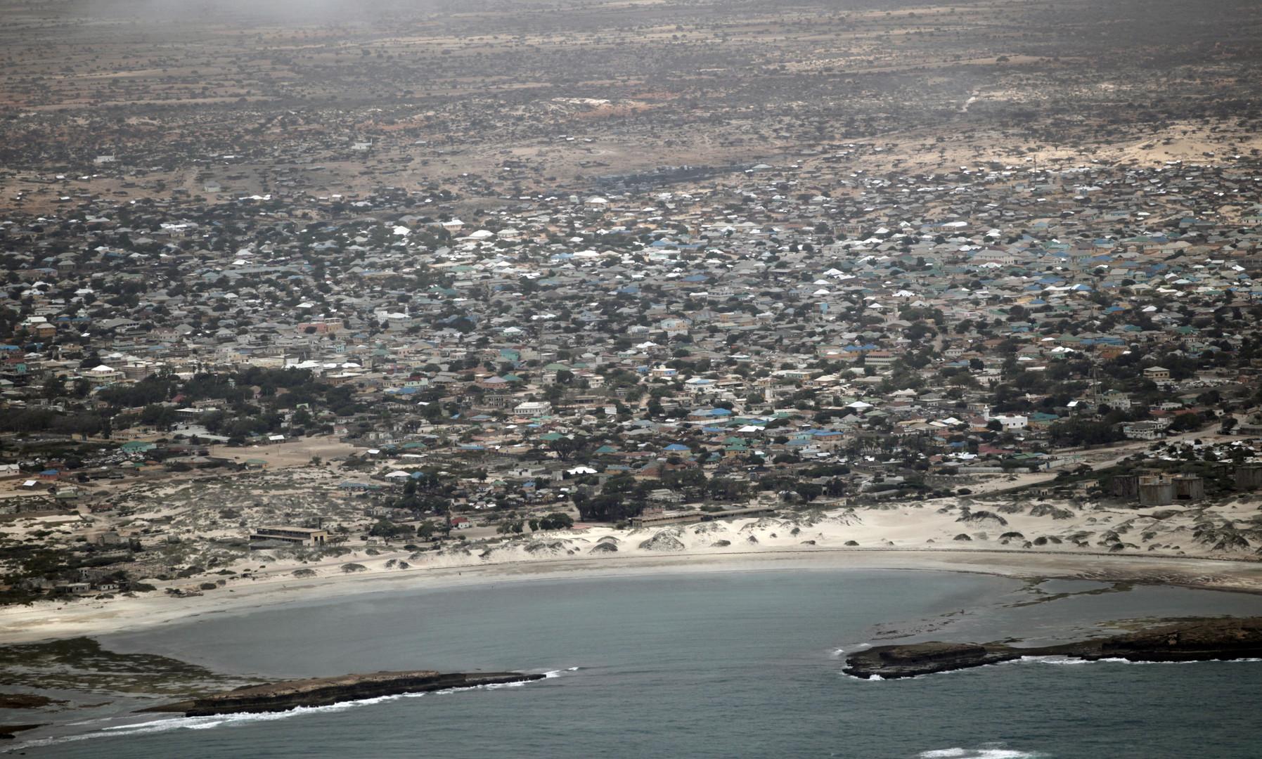مدينة كيسمايو الصومالية