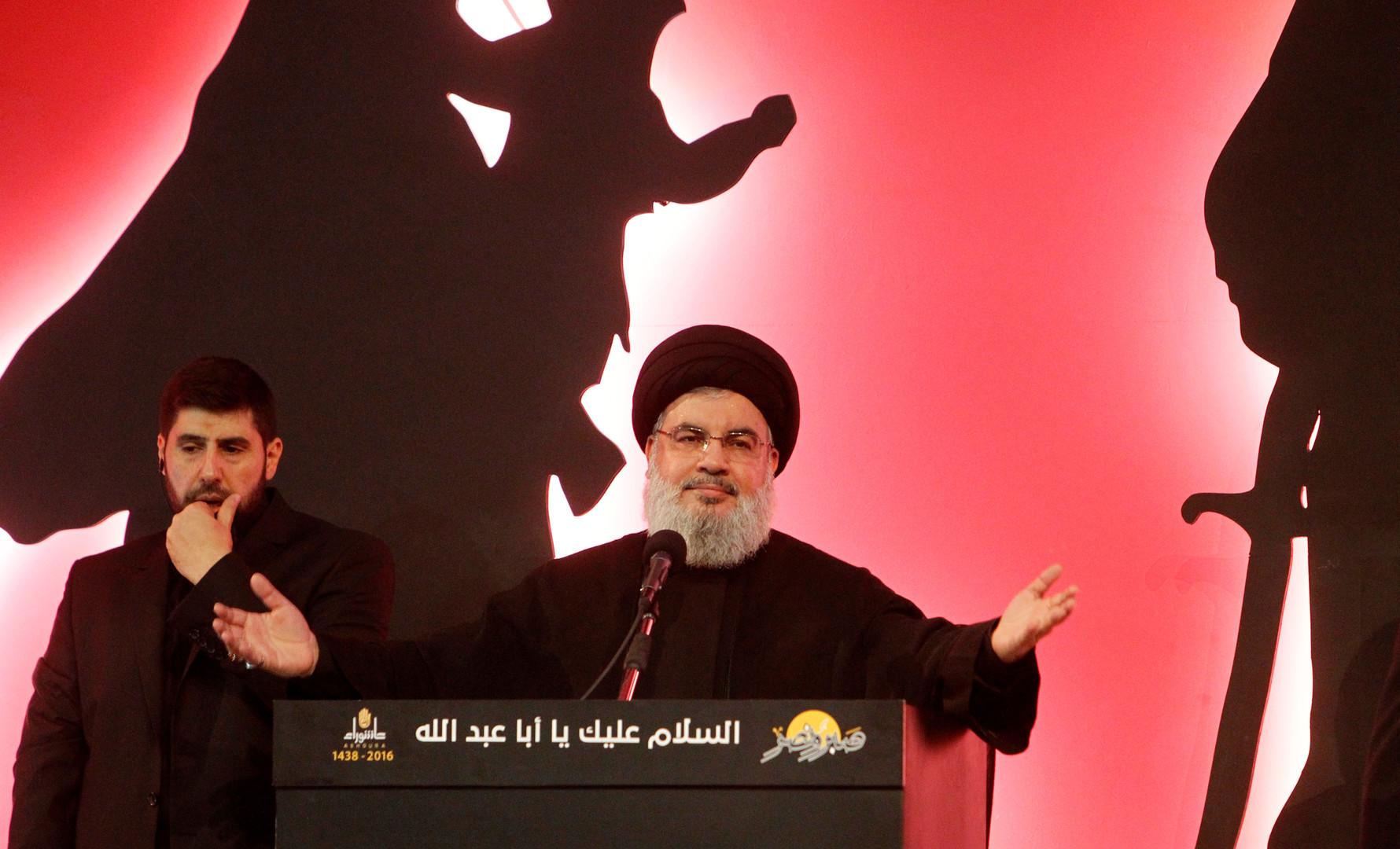 نصر الله: خفضنا عدد قواتنا في سوريا وجيشها اعتبر أنه ليس بحاجة إلينا اليوم