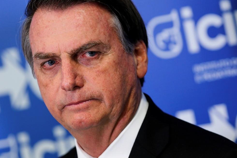 رئيس البرازيل يعلق على ترشيح ابنه سفيرا لدى واشنطن