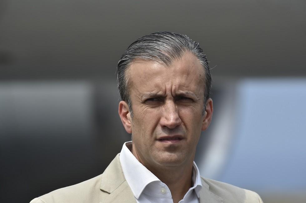 وزير الصناعة الفنزويلي طارق العيسمي
