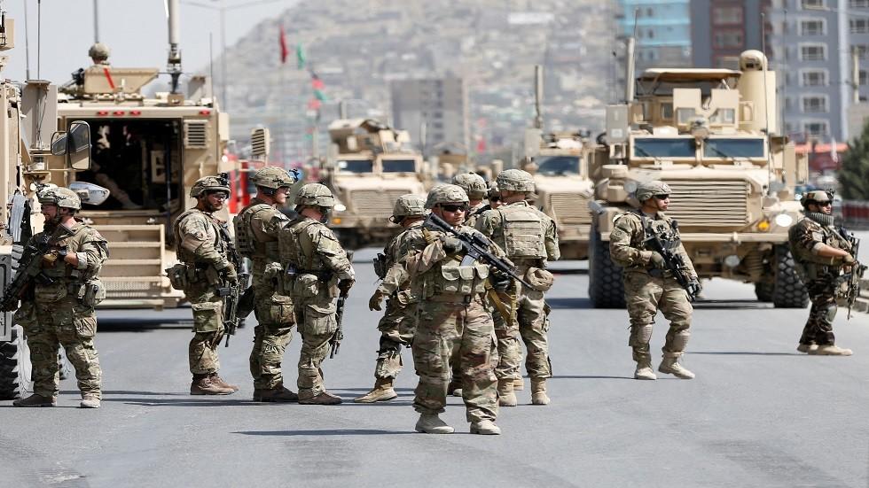 جنود امريكيون في حلف الناتو، أفغانستان