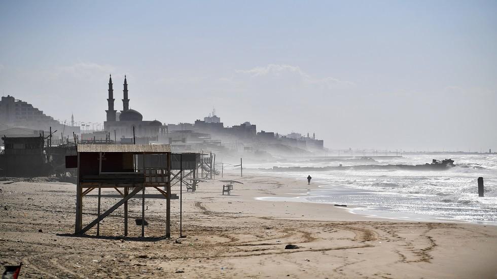 إسرائيل تعتقل صيادين فلسطينيين قبالة شواطئ جنوب غزة