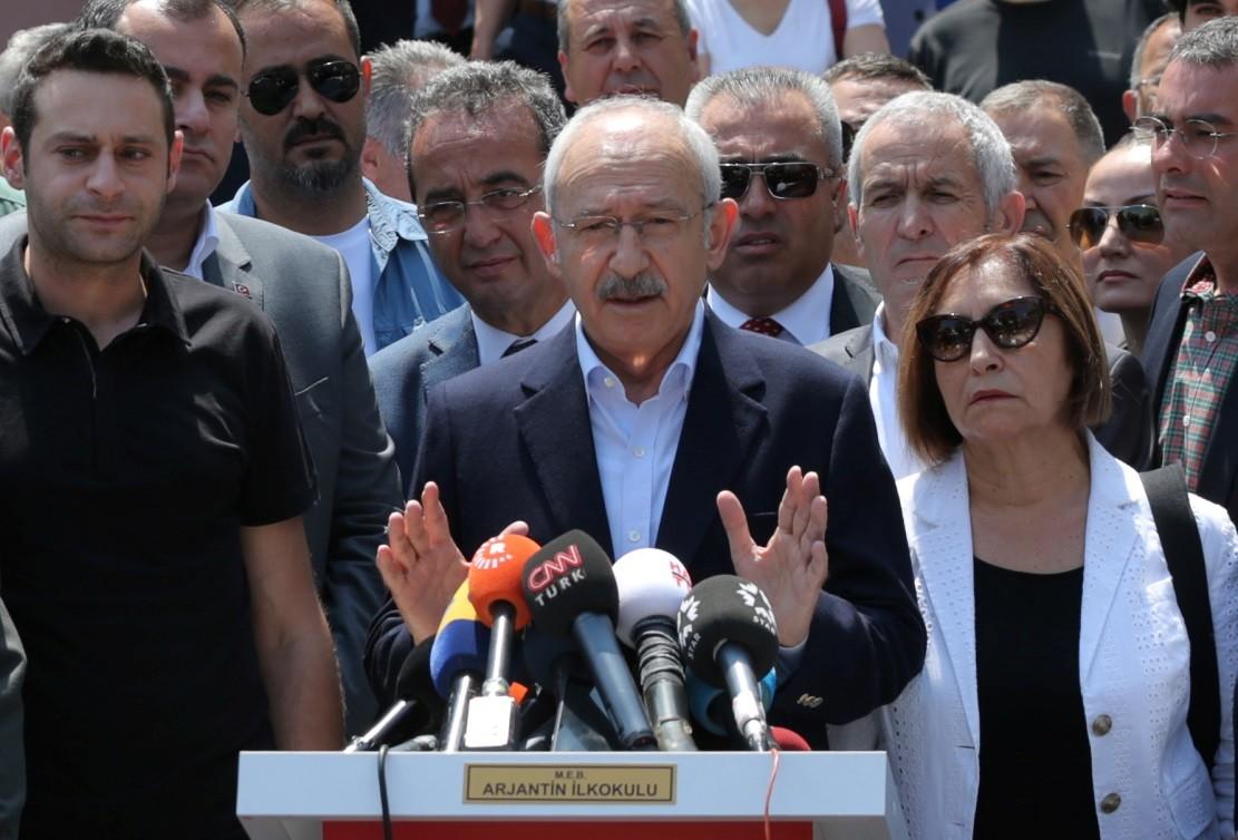 زعيم المعارضة التركية: شراء
