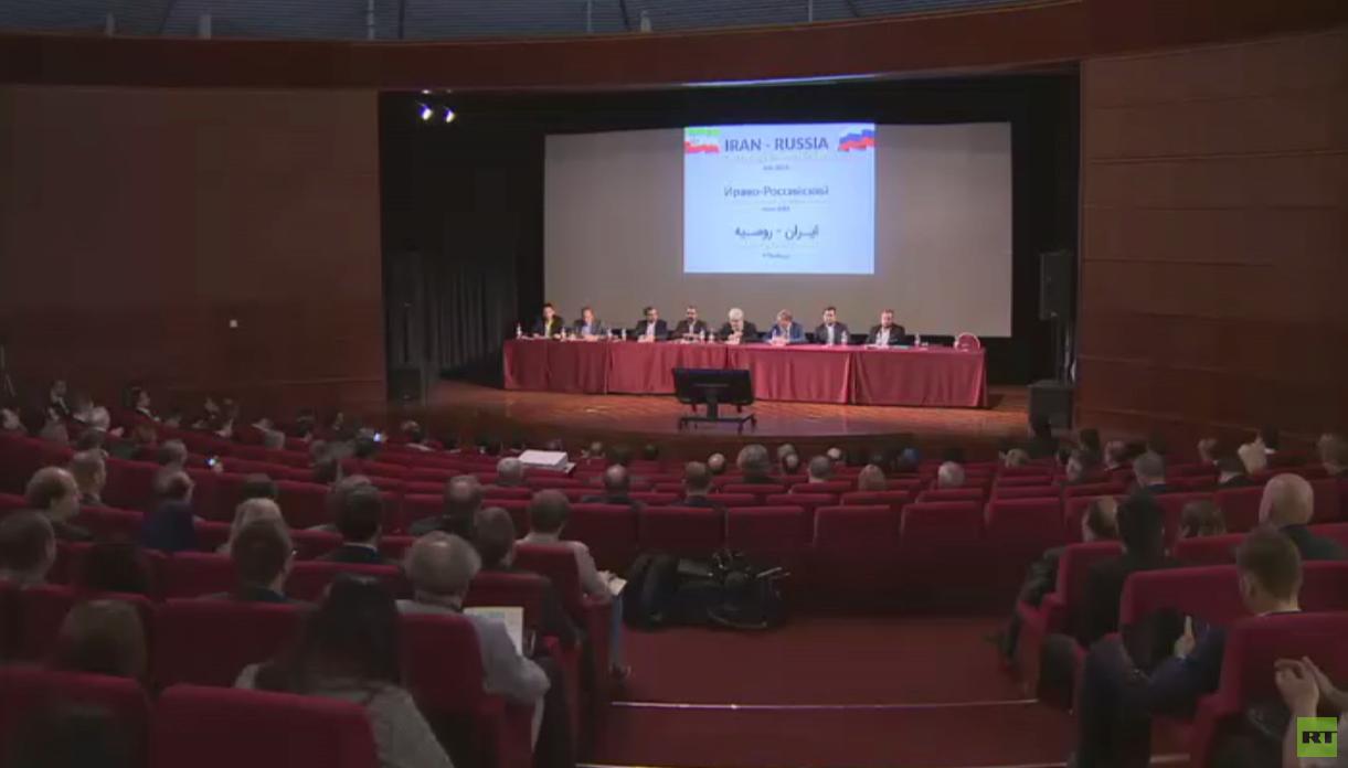 موسكو وطهران نحو تعميق التعاون اقتصاديا