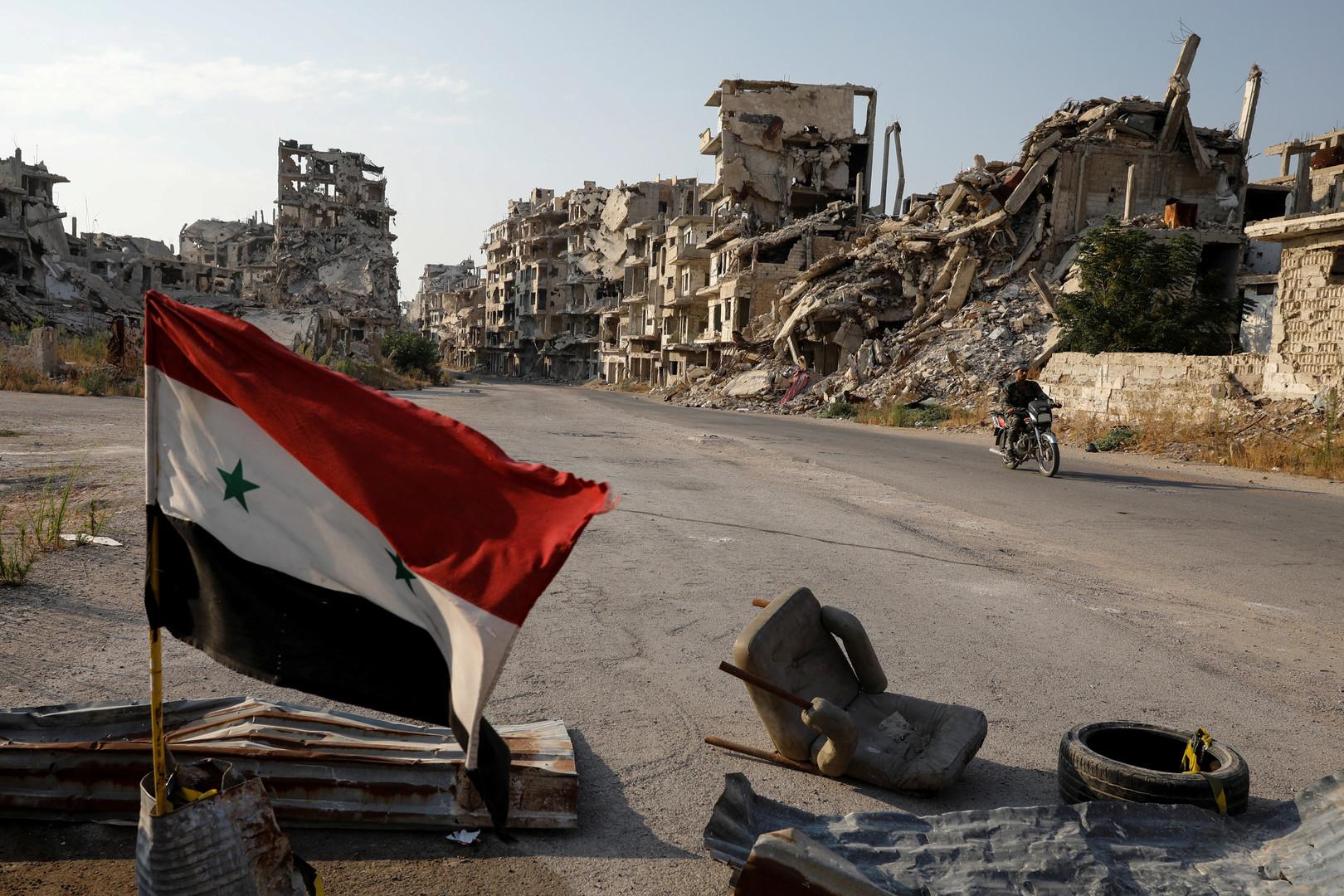 دمشق تحذر الأوروبيين من عواقب زيادة تواجدهم العسكري في سوريا -