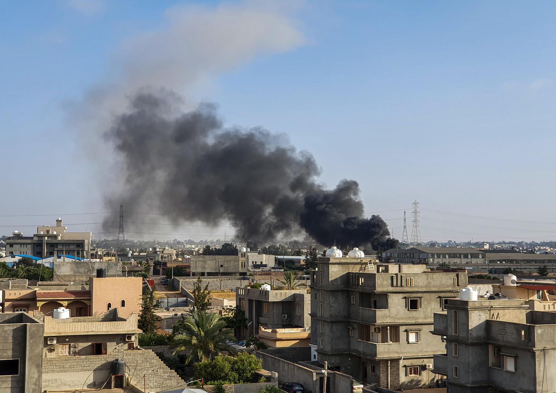 قوات حفتر تدعو أهالي طرابلس إلى الابتعاد عن أماكن تمركز