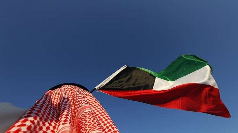 علم الكويت - أرشيف -