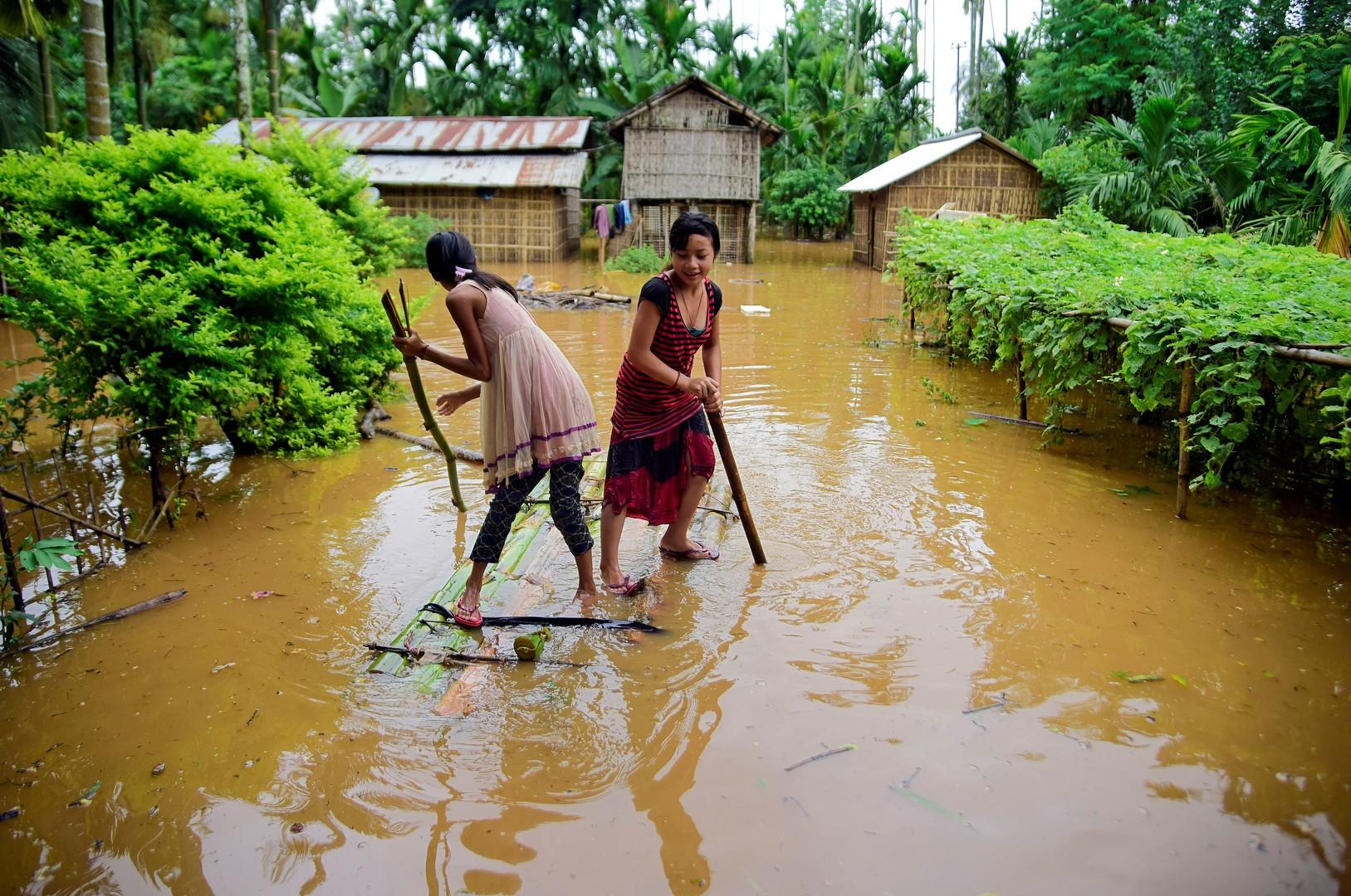 فيضانات في الهند