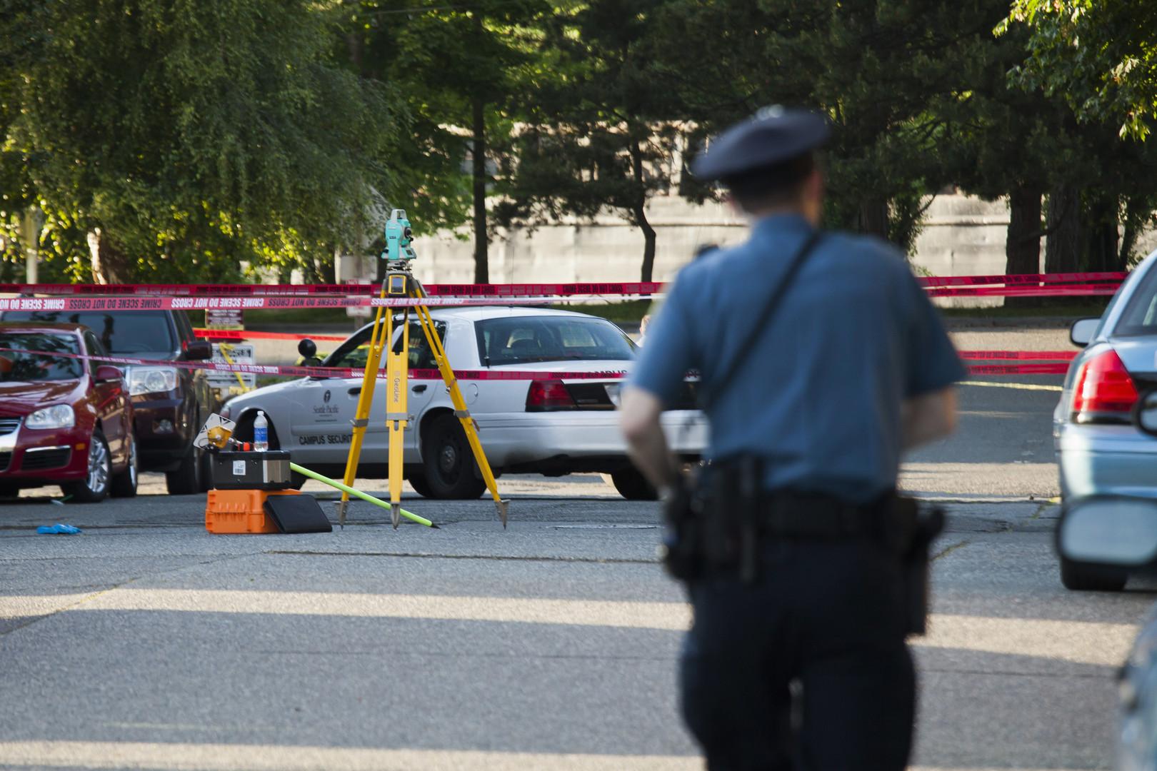 مقتل رجل مسن نفذ هجوما مسلحا على مركز احتجاز للمهاجرين في واشنطن