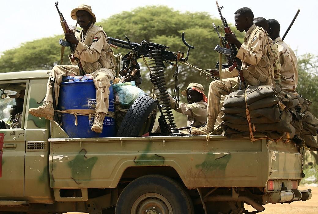 لجنة أطباء السودان المركزية: مقتل مواطن وإصابة آخرين برصاص قوات الدعم السريع