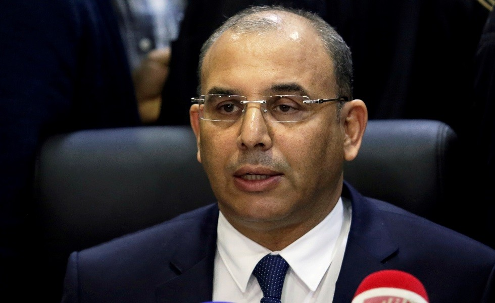 وزير الأشغال العمومية الجزائري السابق عبد الغني زعلان