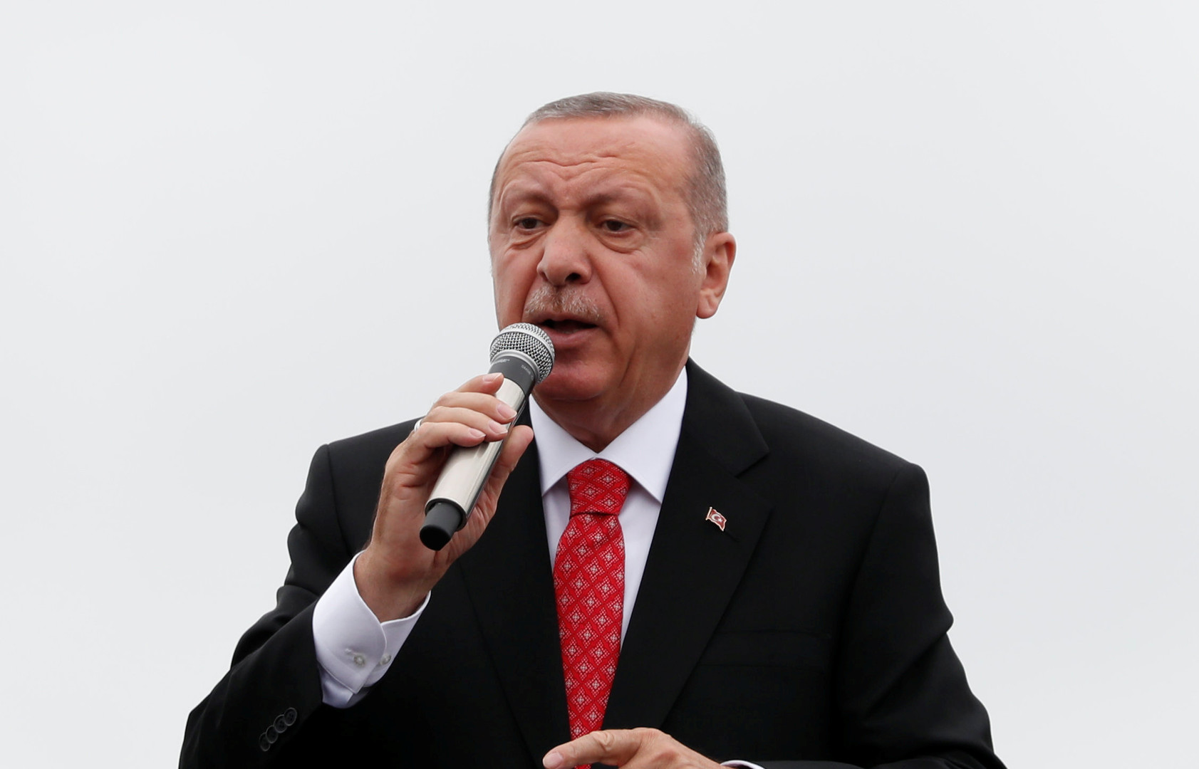 أردوغان: صفقة شراء منظومات
