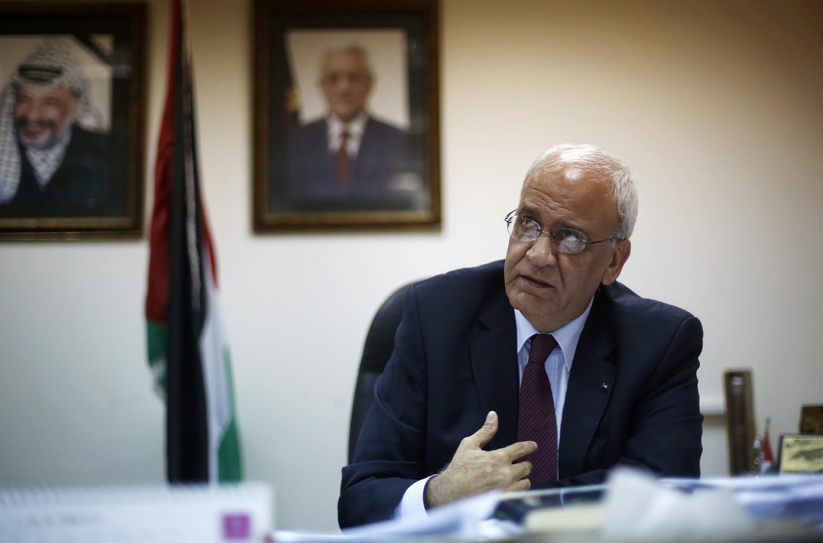السلطة الفلسطينية والأمم المتحدة ترفضان دعوة قيادي في