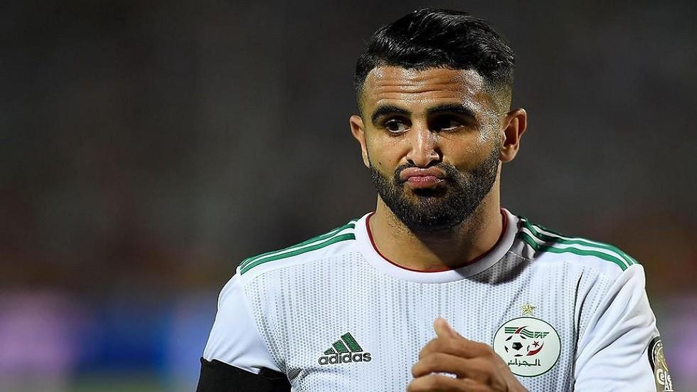 رد مثير من نجم المنتخب الجزائري على