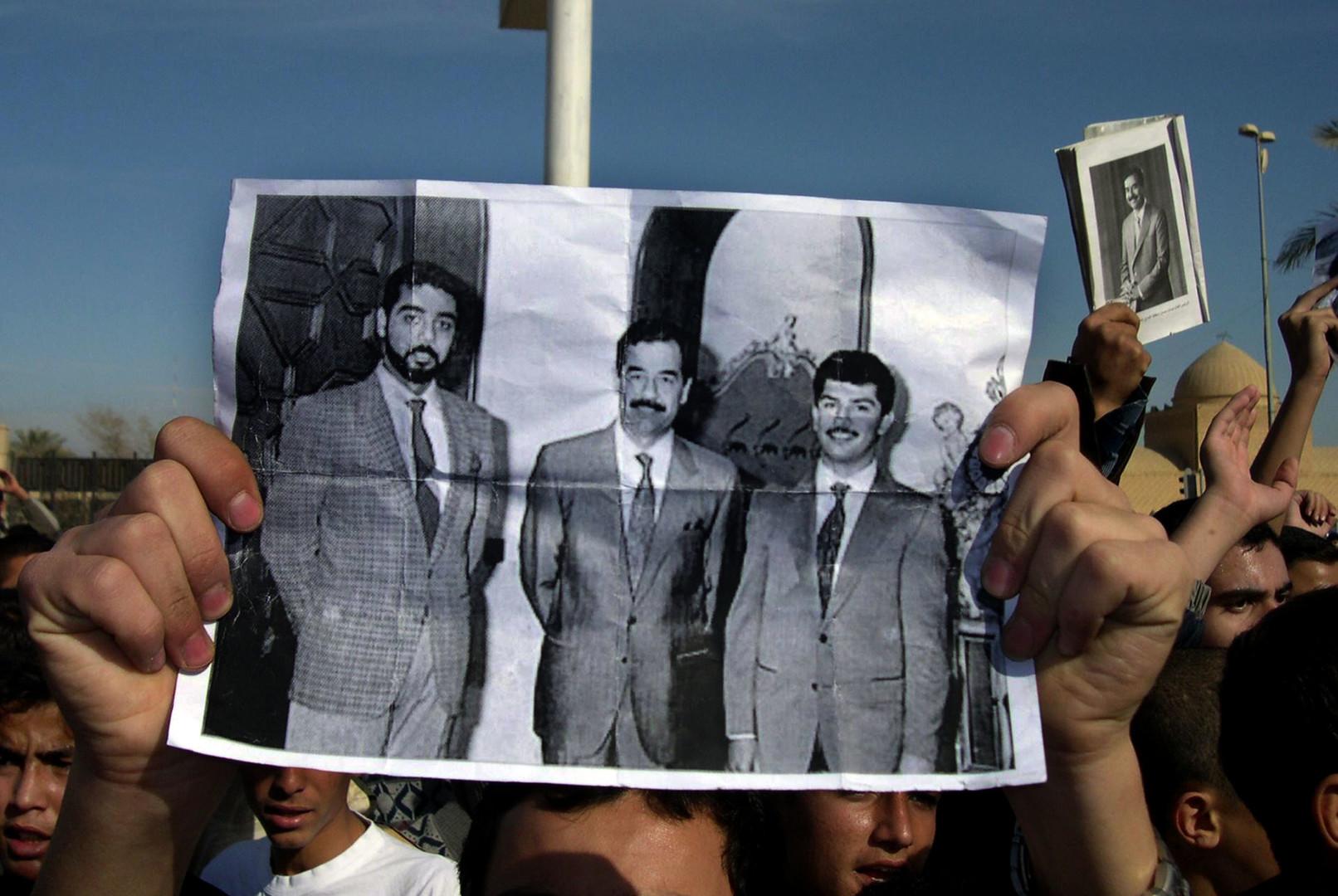 الكشف عن ملابسات نقل جثامين صدام حسين ونجليه من مقبرة في