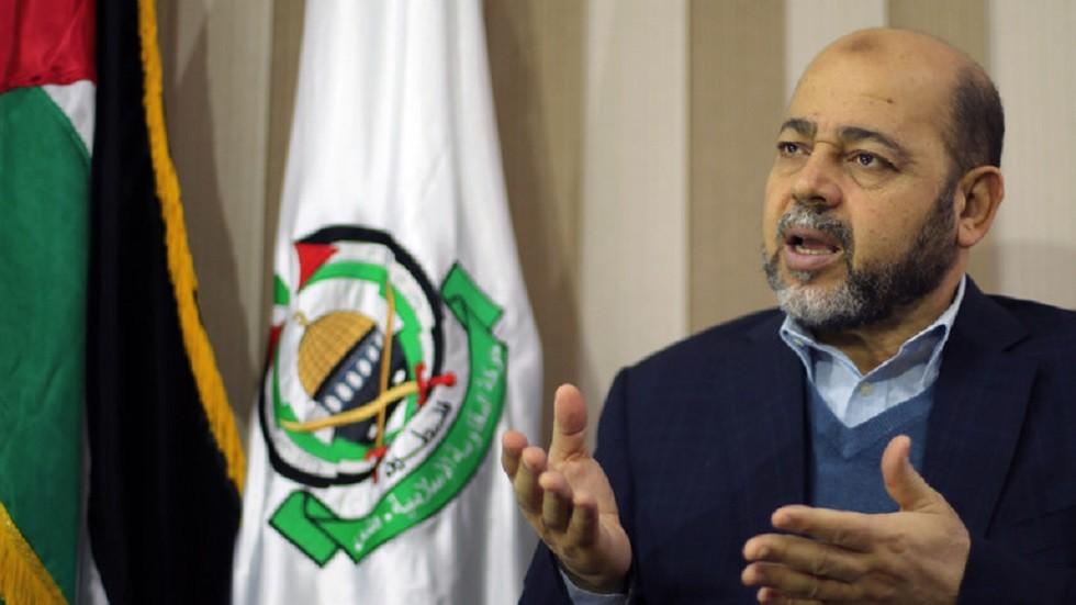 """موسى أبو مرزوق نائب رئيس المكتب السياسي لحركة """"حماس"""""""
