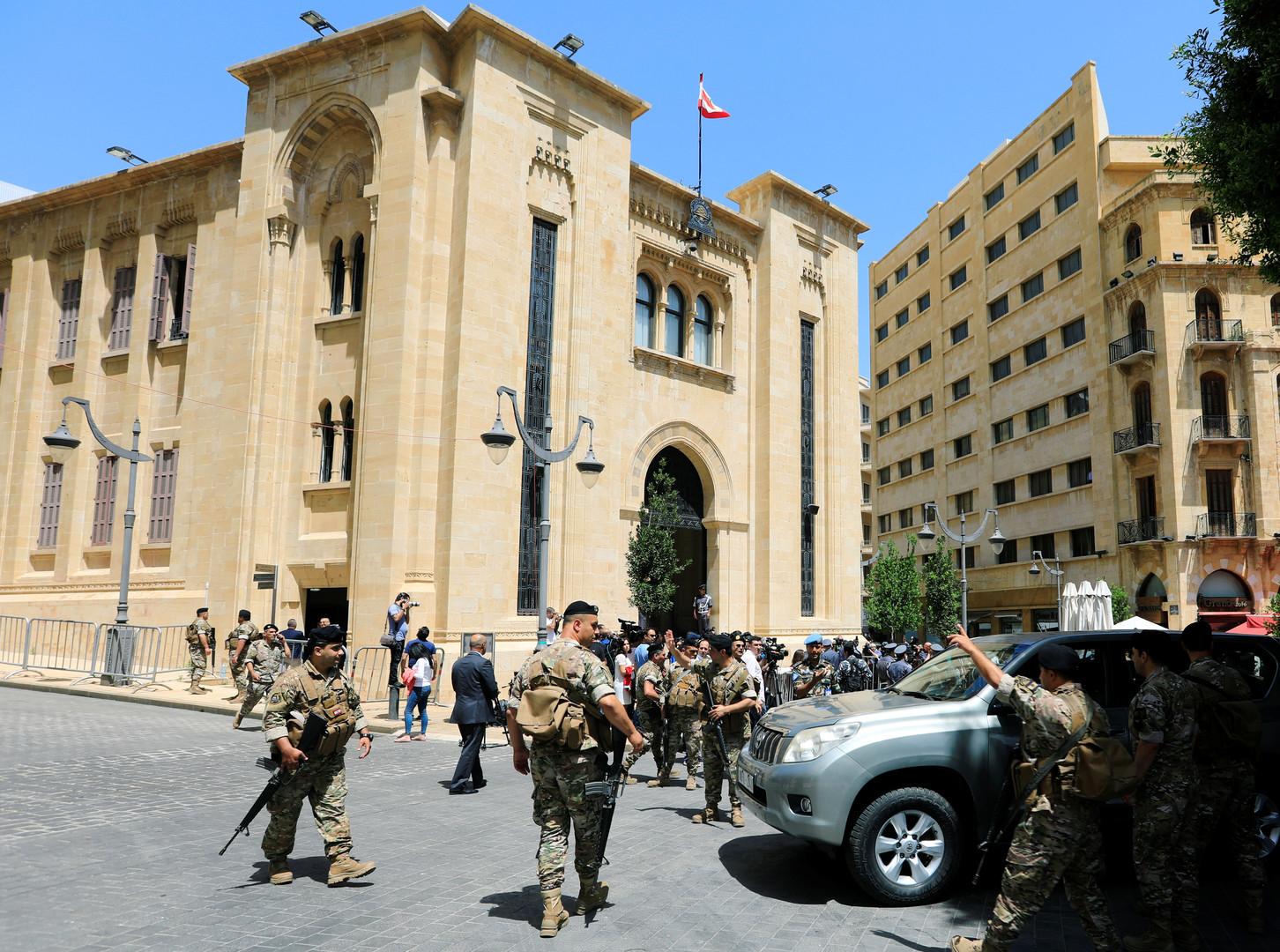 البرلمان اللبناني- صورة أرشيفية
