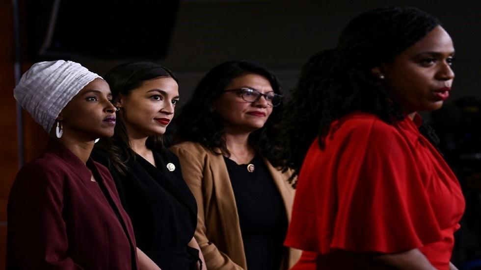 نائبات ديمقراطيات يتحدن ضد ترامب: لن نسكت