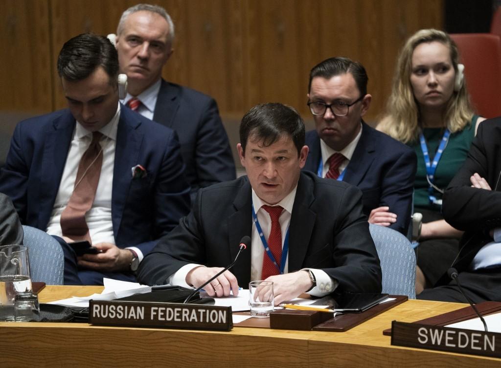 مسؤول أممي روسي: على الدول التي نشط فيها الإرهابيون أن تلعب دورا رئيسا في محاكمتهم