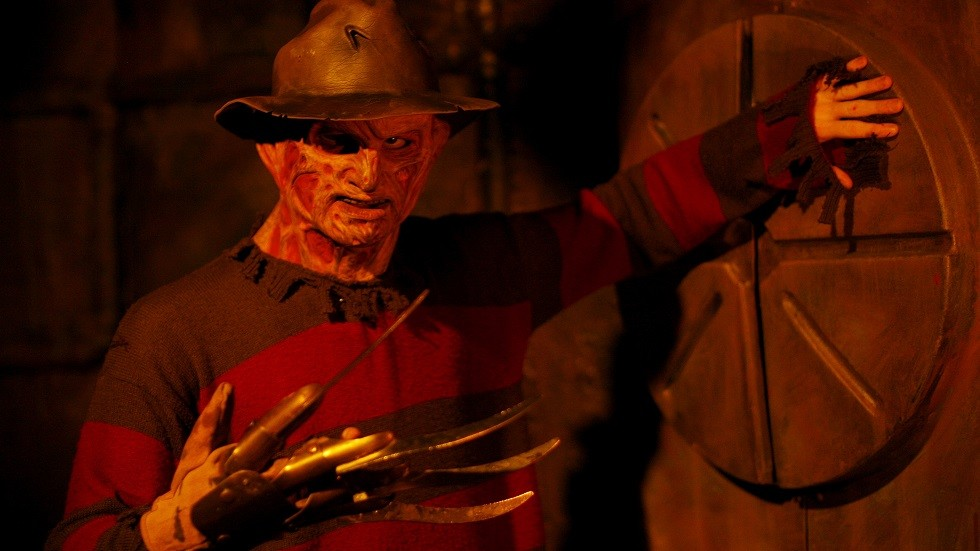 شخصية فريدي كروغر الشهيرة في أفلام الرعب