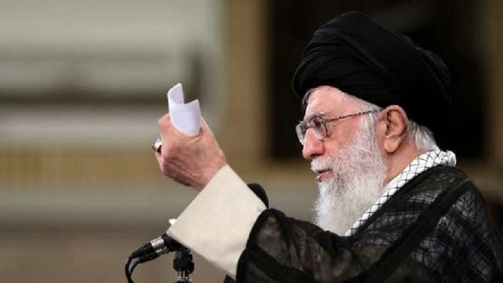 خامنئي يتوعد بريطانيا: حادثة احتجاز ناقلة النفط الإيرانية لن تمر بلا رد