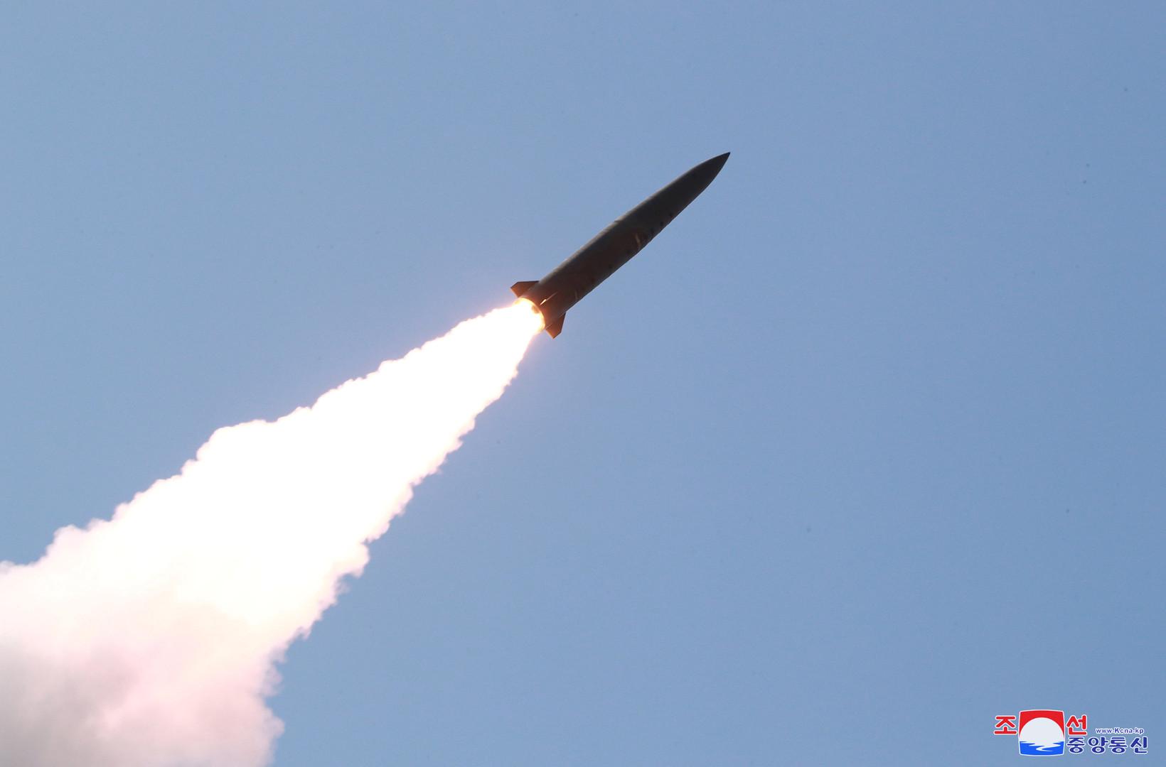 صاروخ كوري شمالي - أرشيف