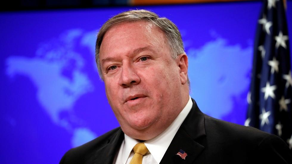 بومبيو: إيران قالت إنها مستعدة لمناقشة برنامجها الصاروخي