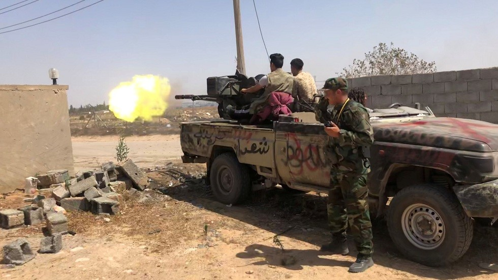 دول غربية ومصر والإمارات تدعو لوقف القتال في ليبيا