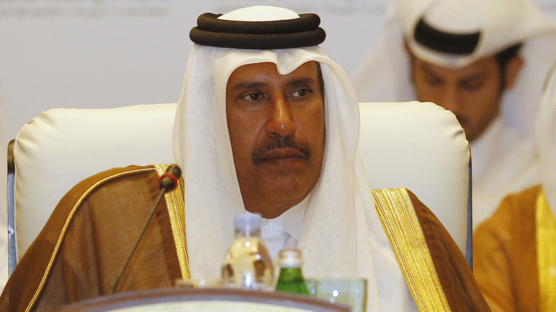 تغريدات لحمد بن جاسم آل ثاني طالت مصر والإمارات بخصوص موقفها في ليبيا