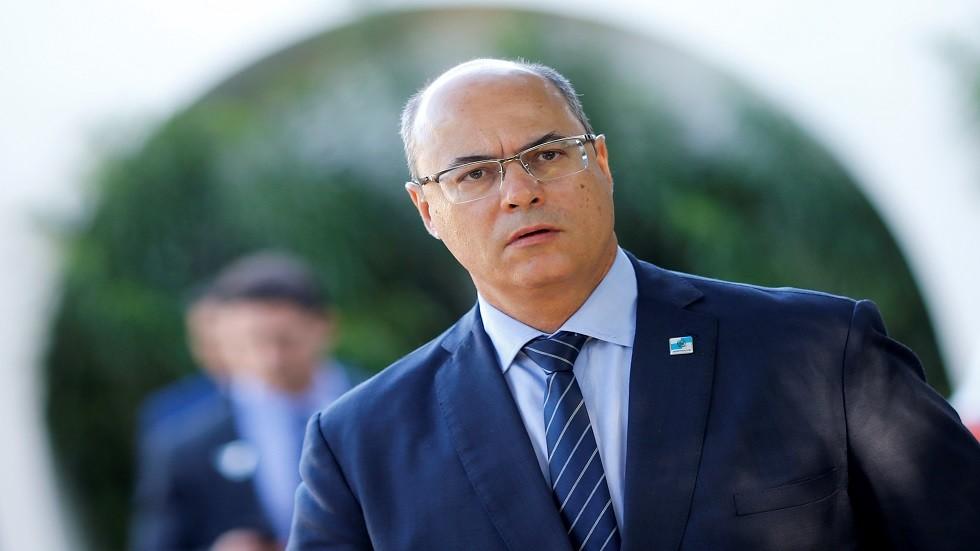 ويلسون ويتزل حاكم ريو دي جانيرو-البرازيل