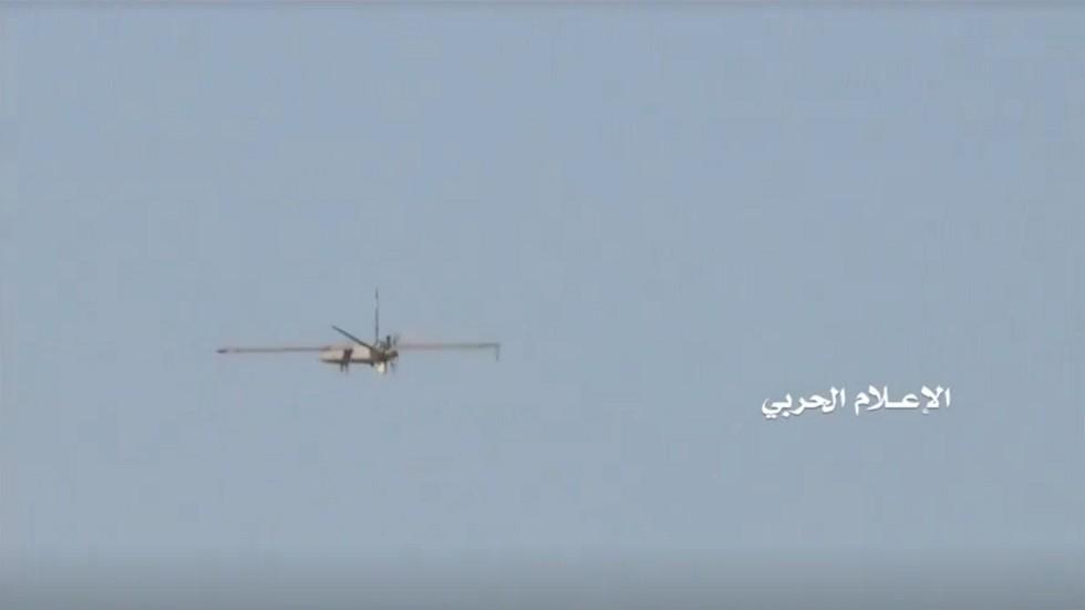 الحوثيون يعلنون استهداف مطار جازان السعودي بطائرات مسيرة