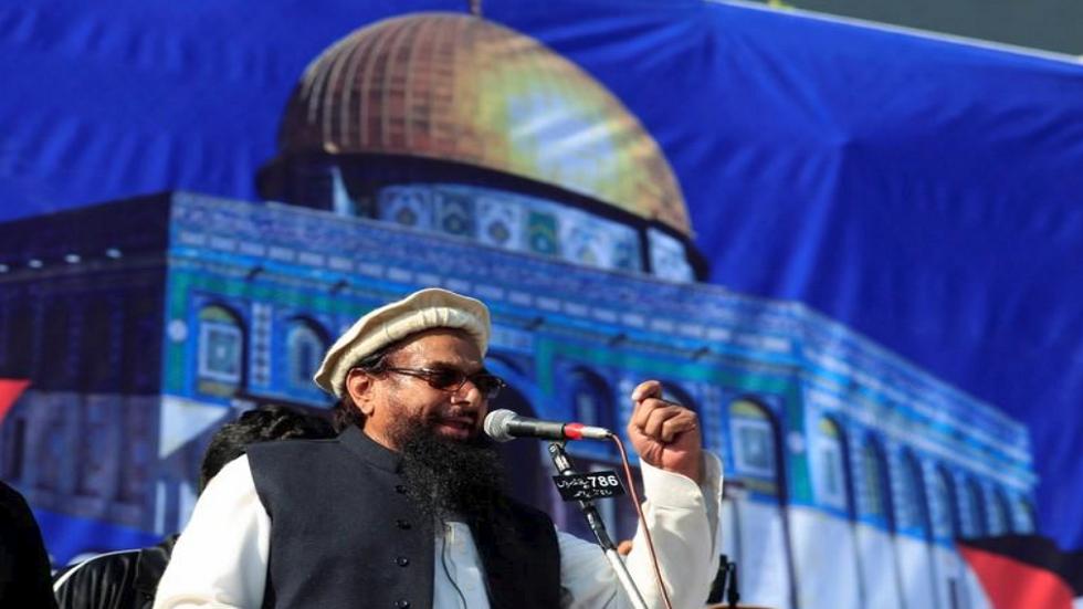 باكستان تعتقل مؤسس جماعة