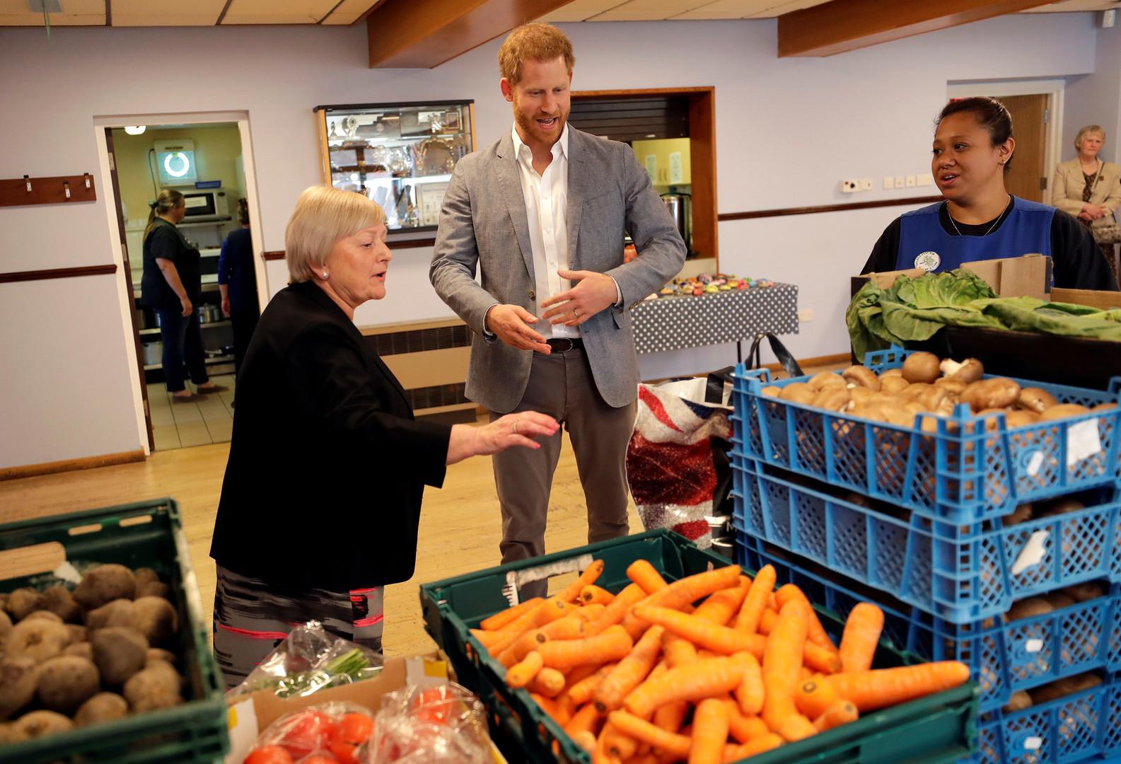 مخاوف من نقص الغذاء والدواء في بريطانيا