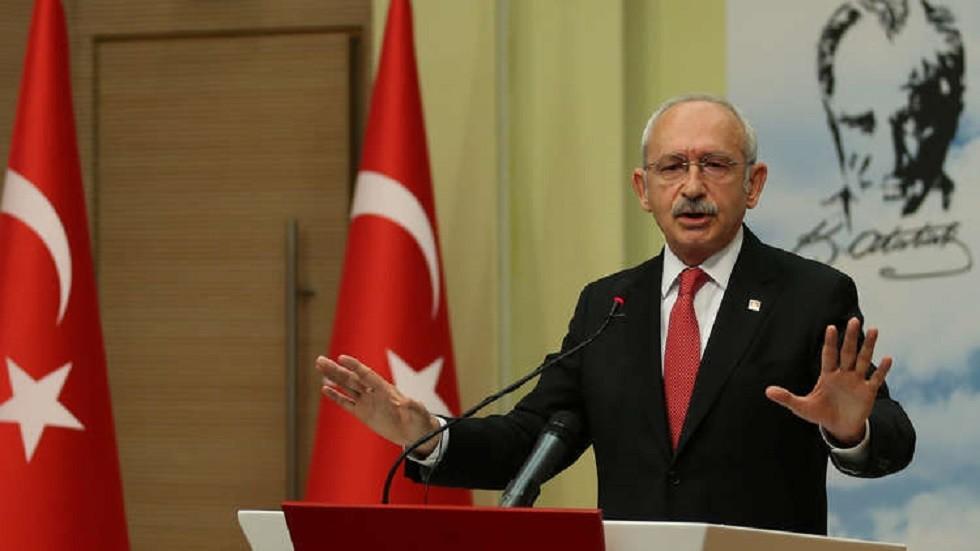 زعيم المعارضة التركية: تركيا تدفع الثمن غاليا نتيجة الصراع مع مصر -