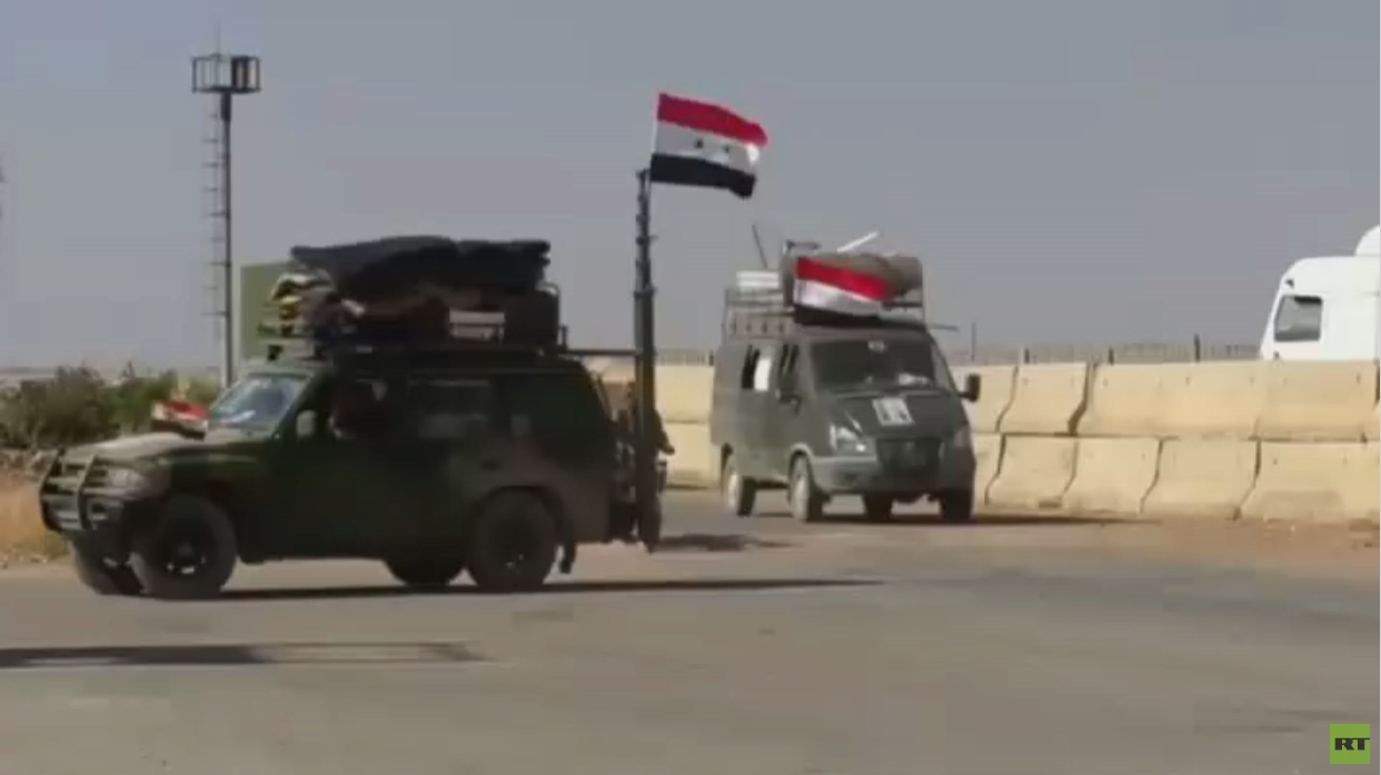 مقتل جنود سوريين إثر تفجير في درعا -
