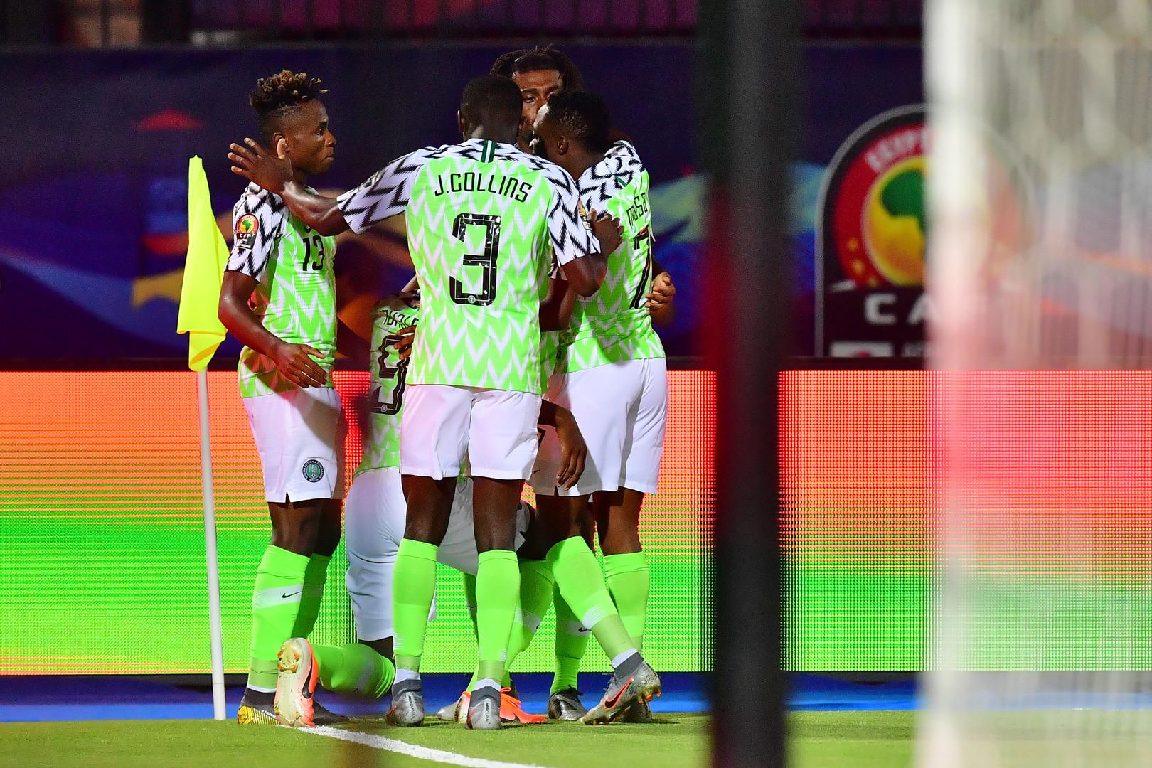 نيجيريا تحصد المركز الثالث في أمم إفريقيا على حساب تونس