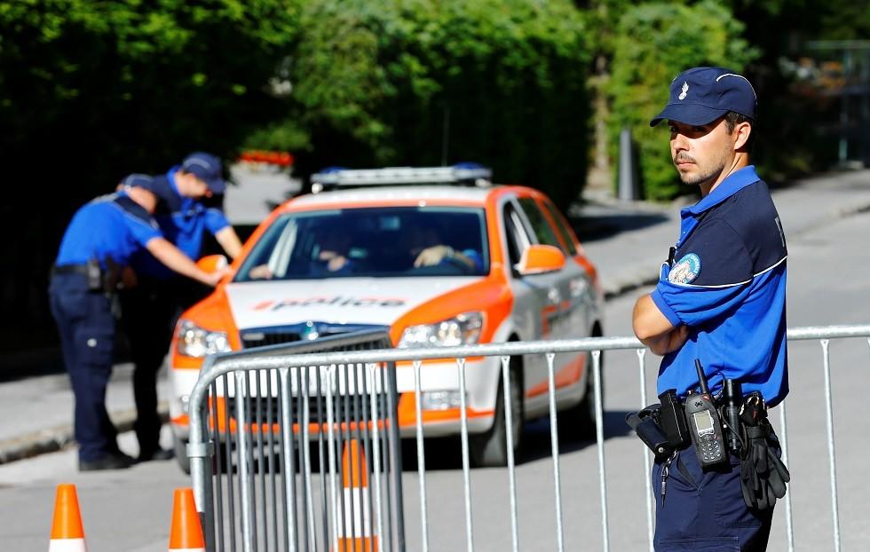شرطة في قبرص - أرشيف -