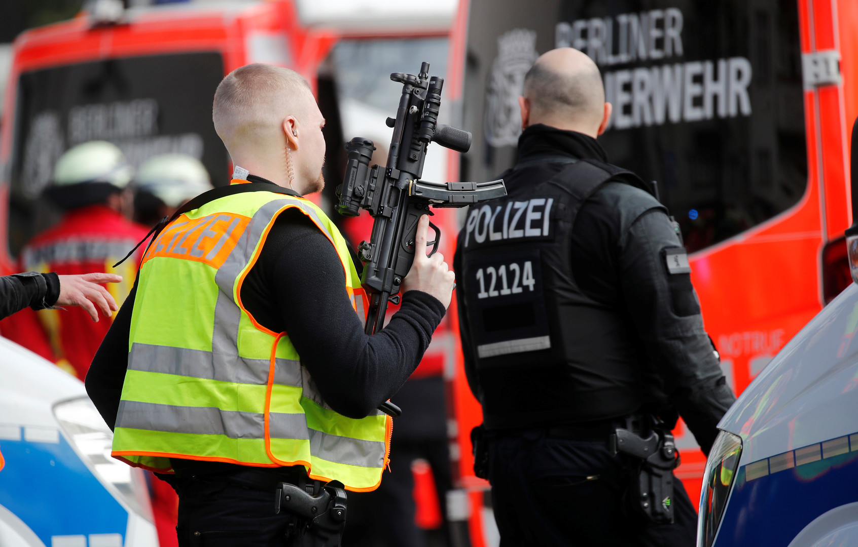 ألمانيا.. اعتقال شخصين للاشتباه بتحضيرهما لهجوم