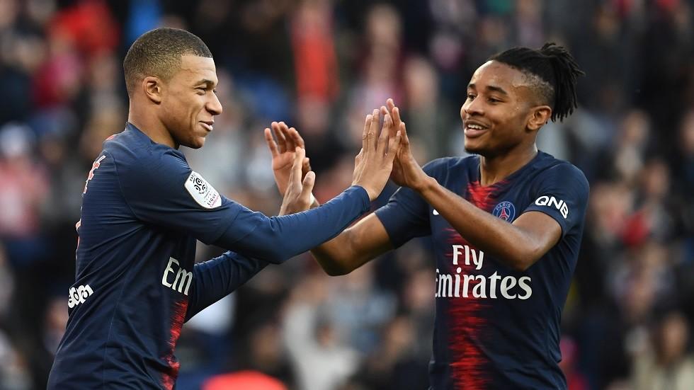 لاعب باريس سان جيرمان إلى الدوري الألماني