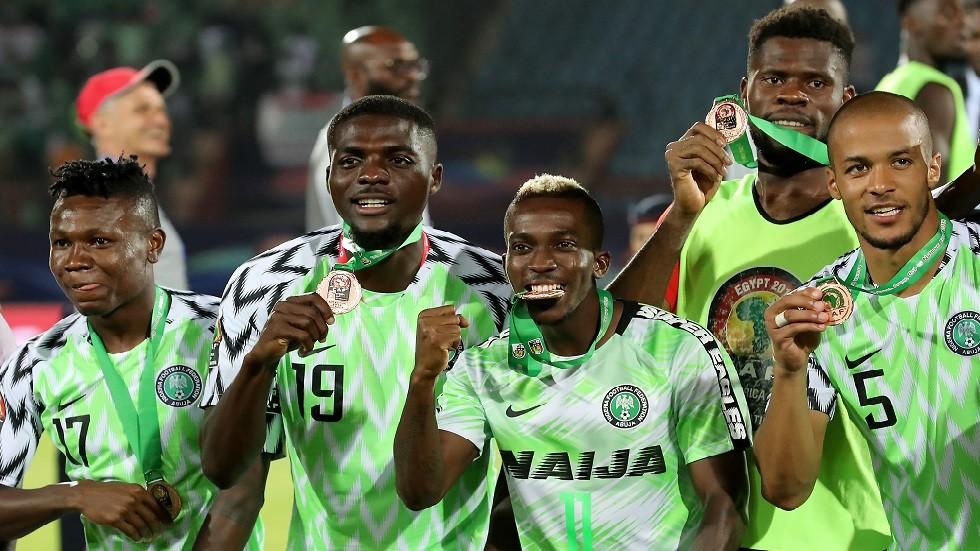 نيجيريا تحقق رقما تاريخيا بعد إحرازها برونزية كأس الأمم الإفريقية