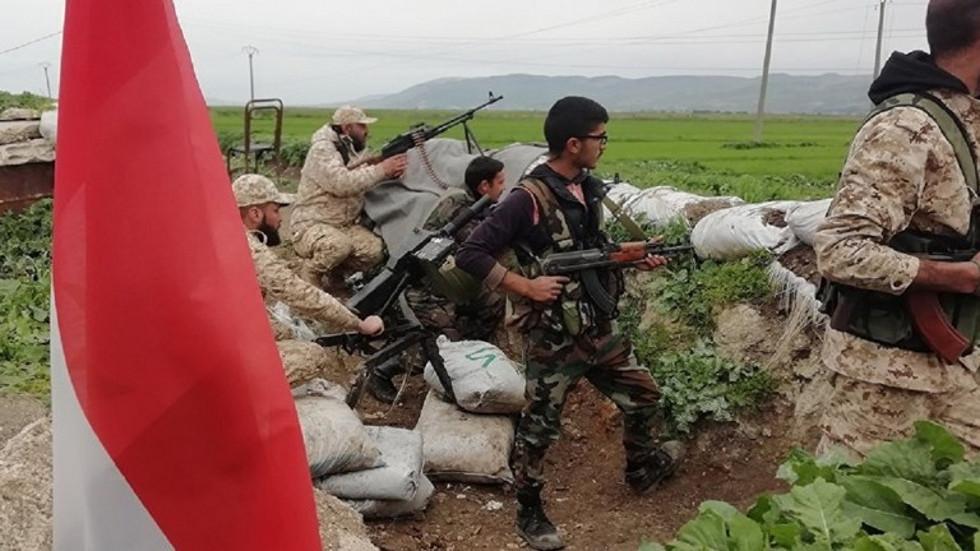 الدفاع الروسية تؤكد أنه لا وجود لقوات برية روسية في سوريا