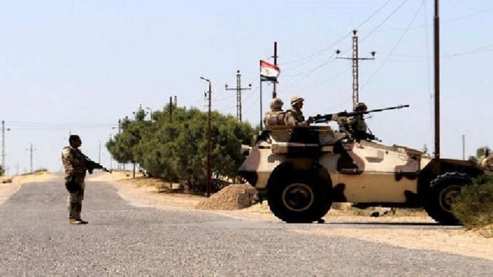 الجيش المصري يكشف تفاصيل إحباط هجوم انتحاري في شمال سيناء