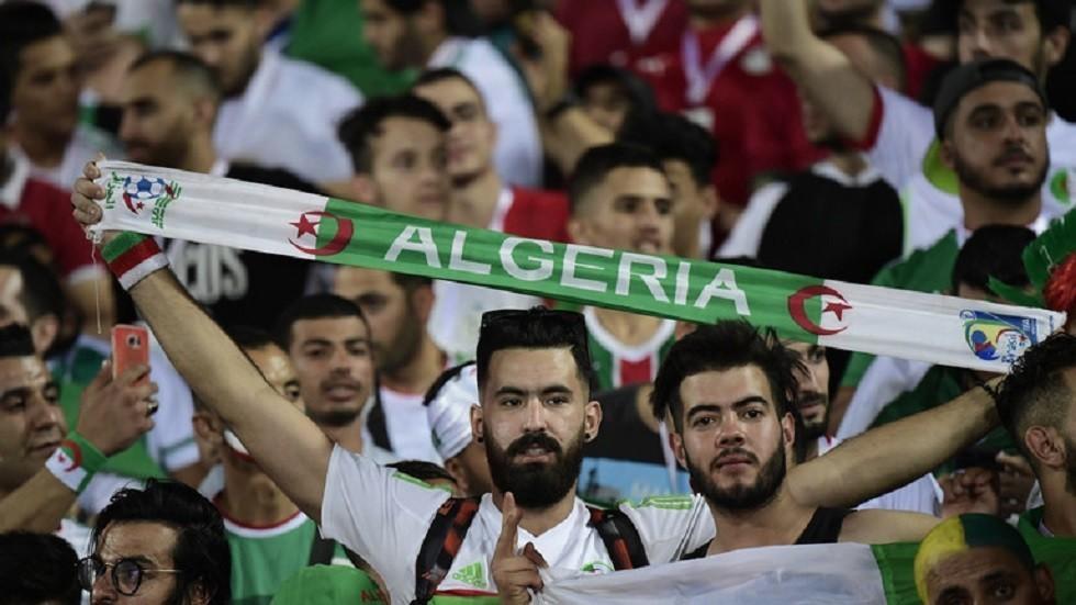 الرئيس الجزائري المؤقت يصل إلى القاهرة لحضور نهائي كأس الأمم الإفريقية