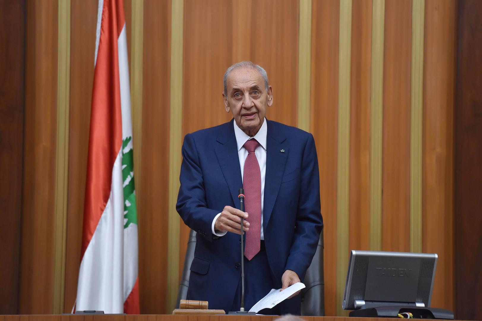نبيه بري رئيس البرلمان اللبناني- أرشيف