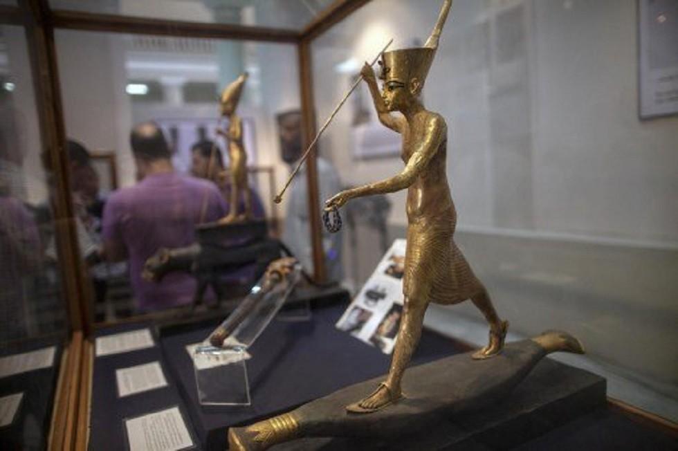 القاهرة: 50 قطعة سرقت من المتحف المصري في أحداث 2011 بحثا عن الزئبق الأحمر